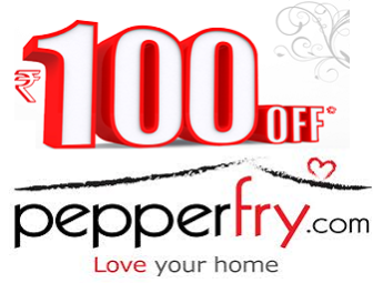 Get Rs.100 off on order of Rs. 200 Applicable only on lamps, lighting, decor & furnishings : Buy To Earn