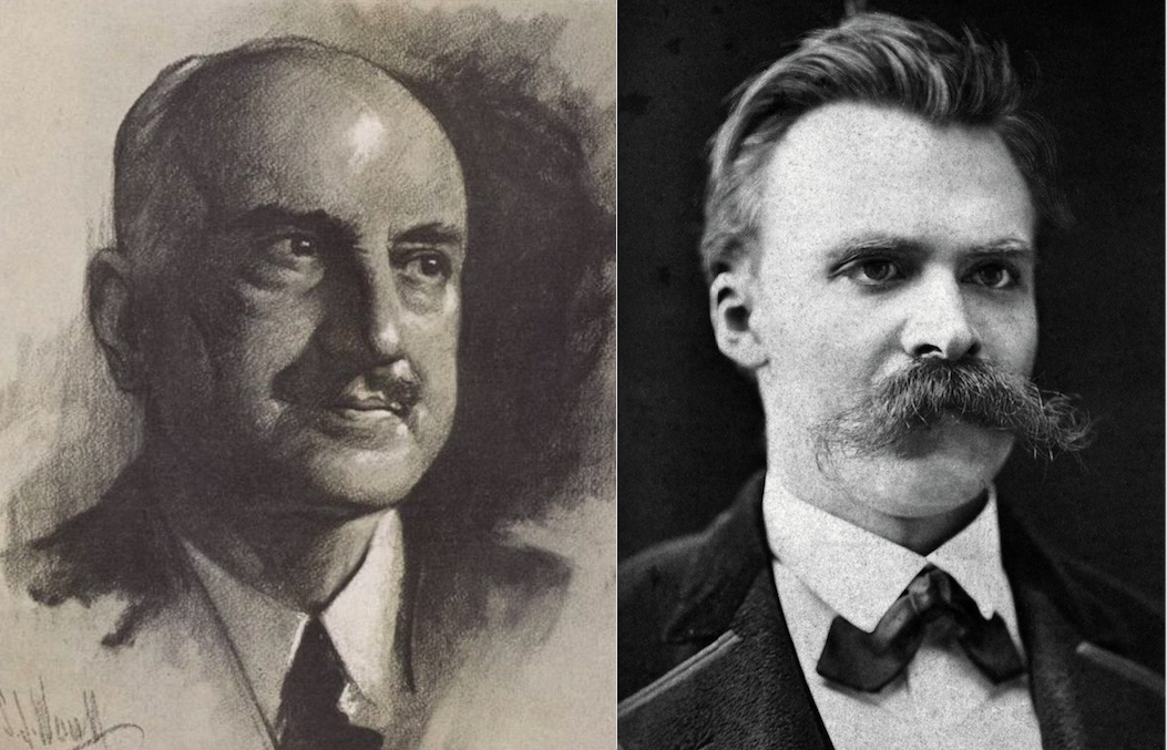 """friedrich w nietzsches views on on the flawed christian morality Friedrich nietzsche's (1844-1900) influence on the present age is all pervasive in 1955, martin heidegger wrote, it is """"nietzsche, in whose light and shadow all of."""