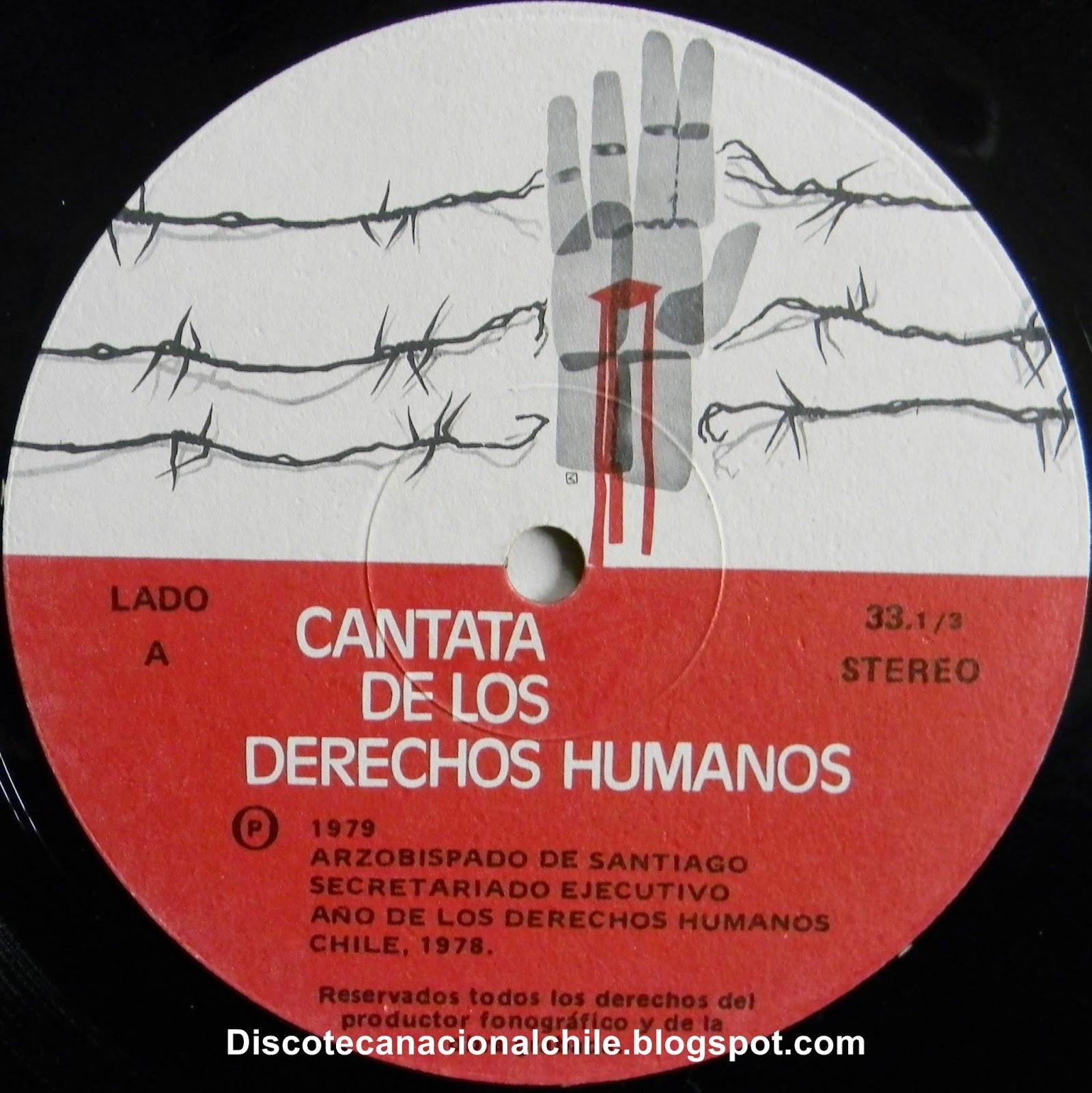 Ortiga - Roberto Parada - Cantata De Los Derechos Humanos
