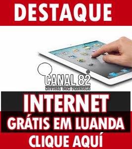 INTERNET GRATÍS EM LUANDA