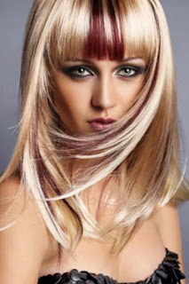 New Celebrity Hairstyles Color