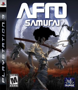 Download Afro Samurai Torrent PS3 2009