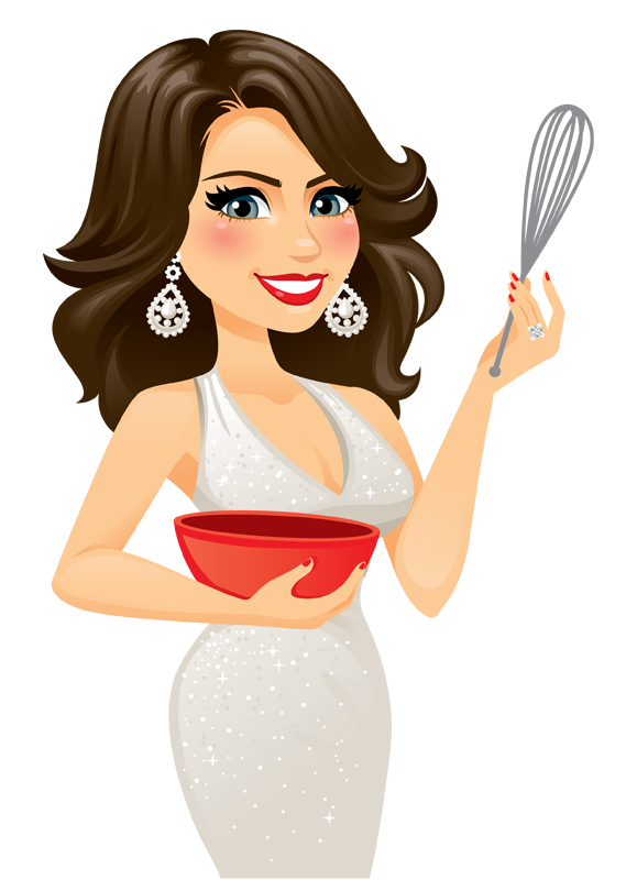 Real Lady Fashion Clipart