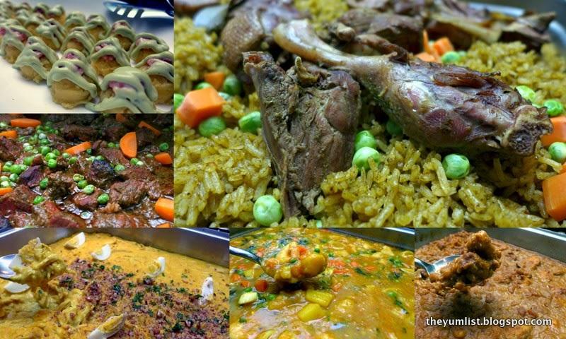 Peruvian Gastronomy, Cesar's, Ritz Carlton Kuala Lumpur