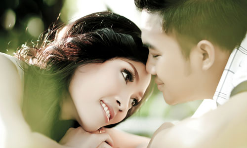 6 Signs She is Serious About Marrying You,marriage love romance happy couple