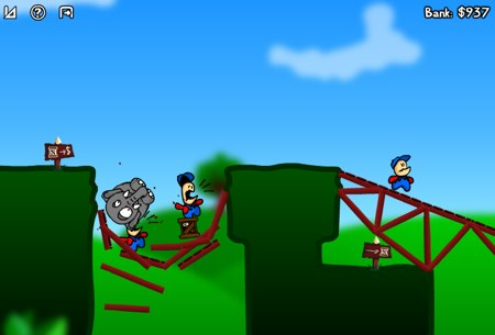 Kargocu Adam 2 Oyunu