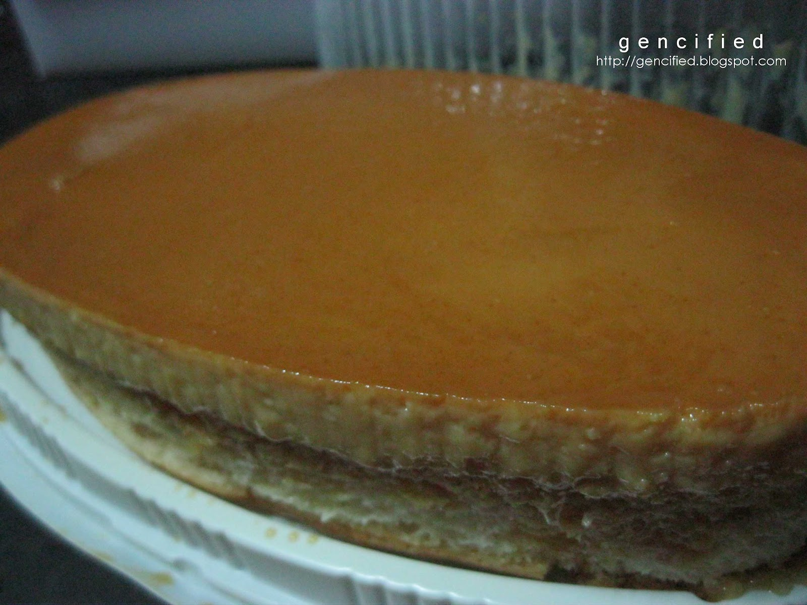 how to cook cheesecake flan