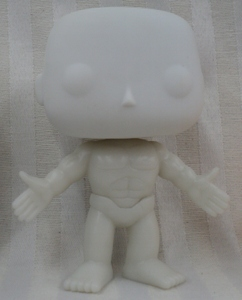 First Look: Watchmen Pop! Vinyl Figure by Funko - Dr. Manhattan Prototype