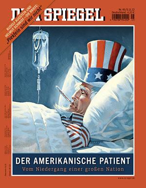 Mark martinez 39 blog the divided states of america for Spiegel journal