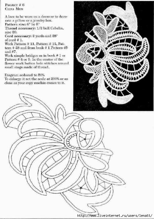 Как вязать теневое вязание спицами 32