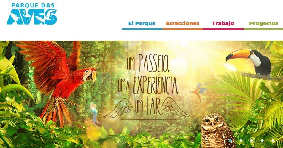 Parque das Aves (Iguazú, Brasil)
