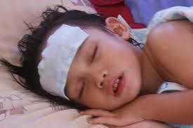 Cara Alami Menurunkan Penyakit Panas Pada Anak