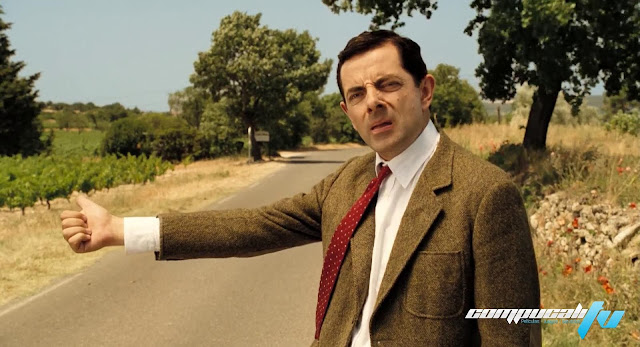 Las Vacaciones de Mr. Bean 1080p HD Latino Dual