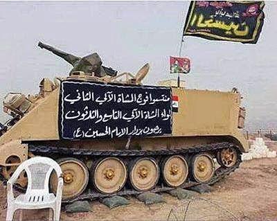 إحصائية لقصف القوات الصفوية والتحالف لقطعاتها عن طريق الخطأ