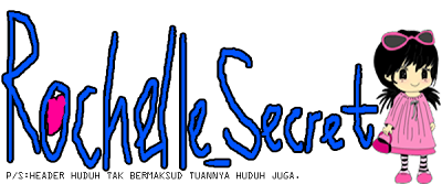 !✿ ROCHELLE_SECRET ✿!