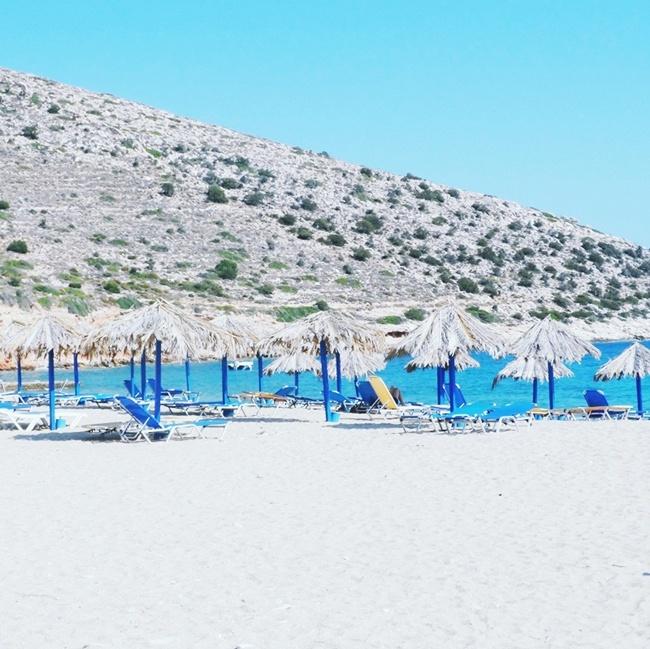 Jelena Zivanovic Instagram @lelazivanovic.Glam fab week.Agia Theodoti beach,Ios island.Best Ios beaches.Ios ostrvo plaze.