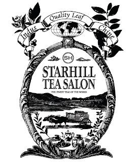 Tea Salon, Starhill Gallery, YTL, Kuala Lumpur, Afternoon Tea