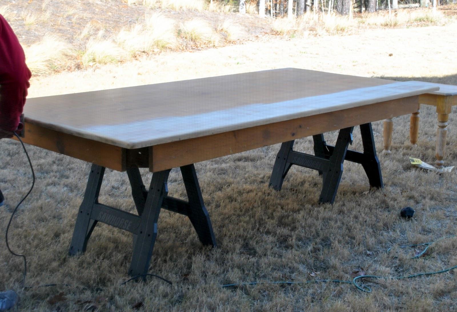 Sophia\'s: 8ft Farm Table