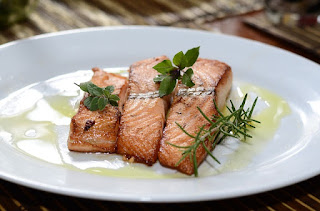 Nutrition: salmon between The Super Foods That Keep You Healthy