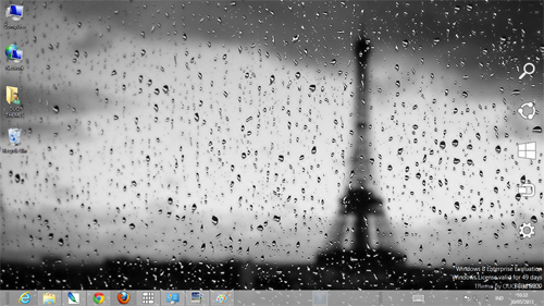 Water Wall Theme For Windows 7 And 8