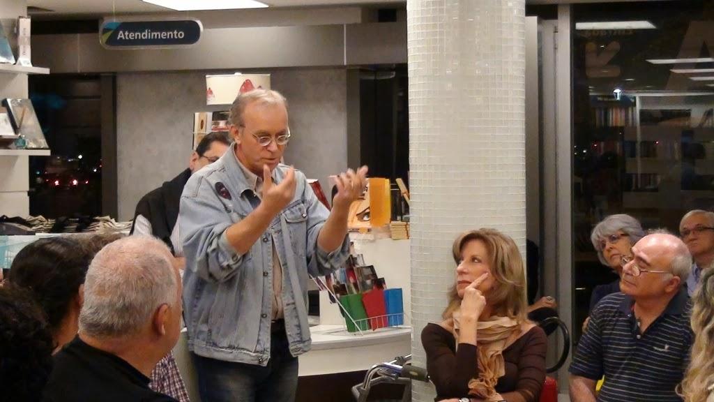 Günter Karl Pressler - discorreu sobre a produção literária de Dalcídio Jurandir no CLIc em 3/6/11.