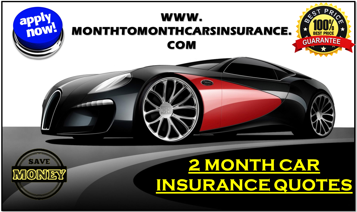 Cheap One Month Car Insurance Under