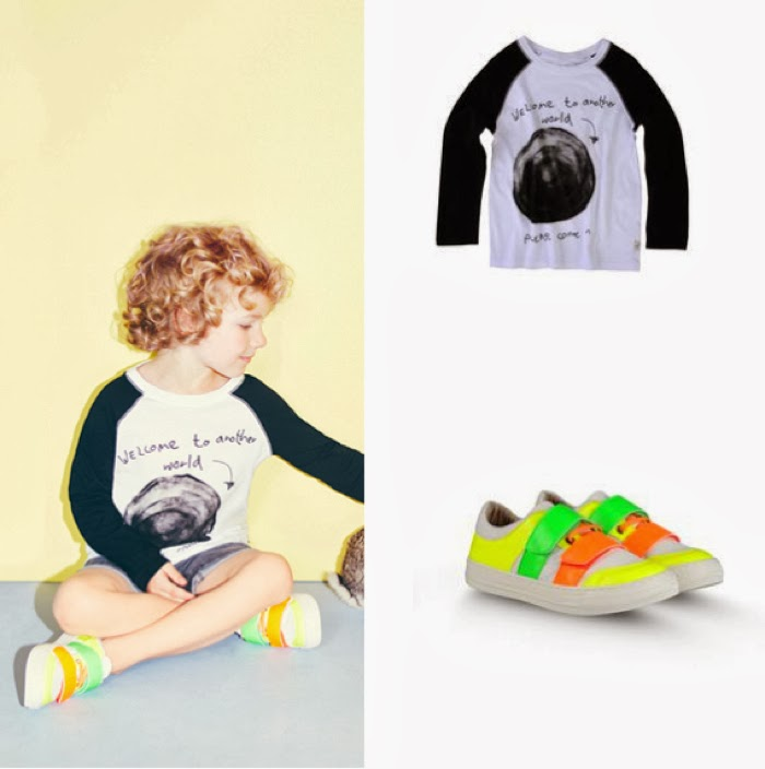 stella mccartney spring 2014 kids collection