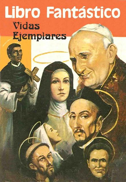 Libro Fantástico - Vidas Ejemplares 25.07.1979.