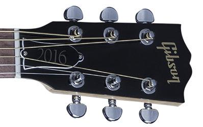 Fitur Terbaru Gitar Akustik Gibson
