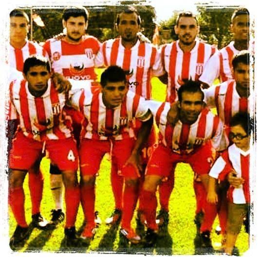 Formación Torneo Argentino 2014.