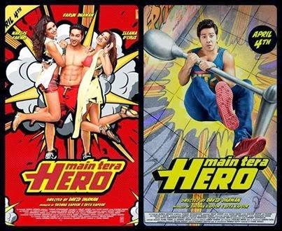 Main Tera Hero movie 3gp download