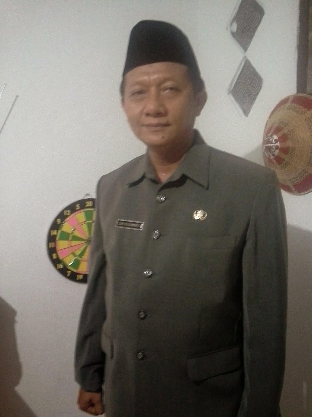 Ir. H. Dian Kusumanto M.Si.