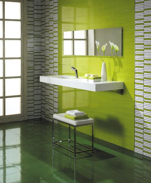 Dom kupatila u jarkim bojama for Azulejos para terraza baratos
