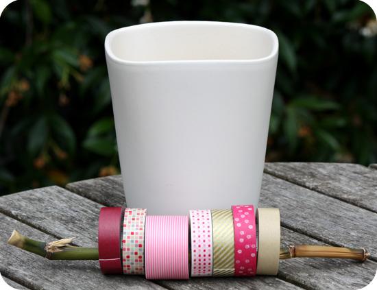 DIY : Le pot à couverts pour la terrasse