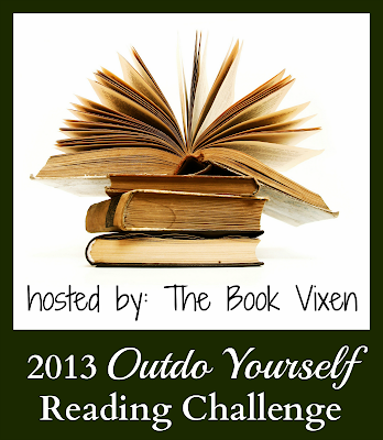 2012 Outdo Yourself Reading Challenge