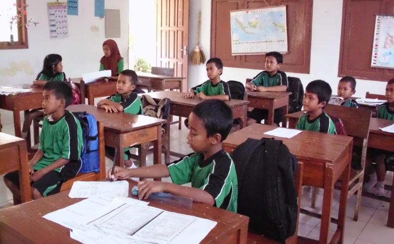 Soal Bahasa Indonesia Kelas Vi Sd Sdn Banjaragung Kajoran Magelang