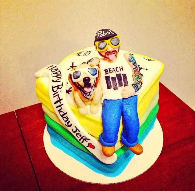 Love Your Cake: Super Mario Cake