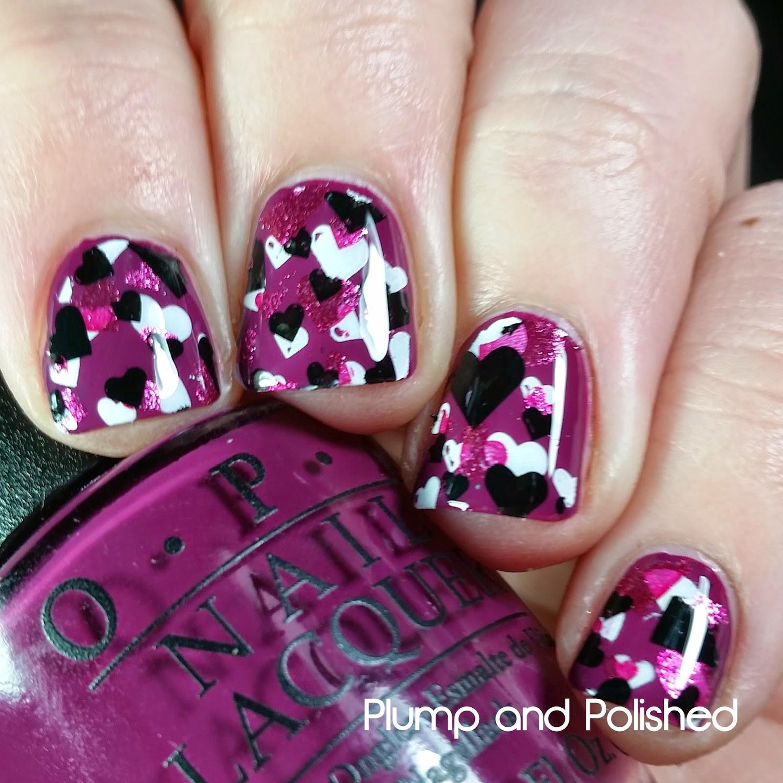Rica Stamping Polish Nail Art