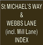 ST MICHAEL'S WAY and WEBBS LANE incl MILL LANE