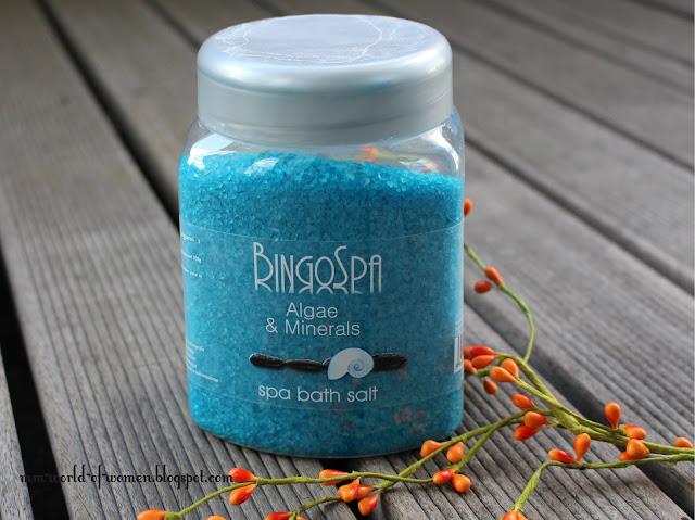 BingoSpa Algi i minerały - sól do kąpieli