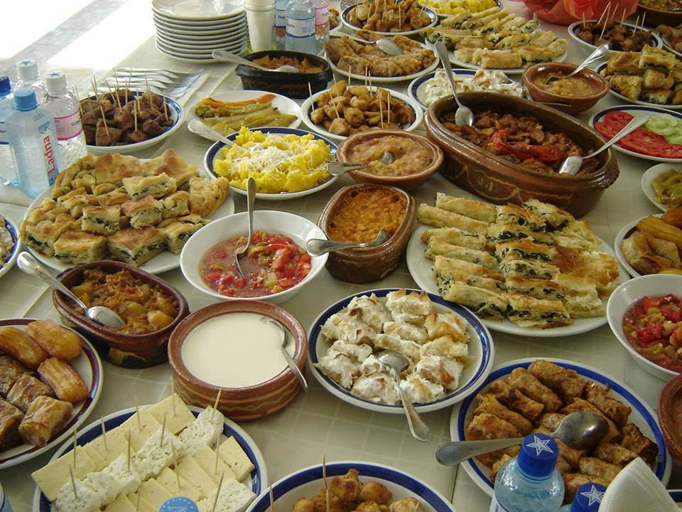 Macedonian Food Cuisine And Recipes