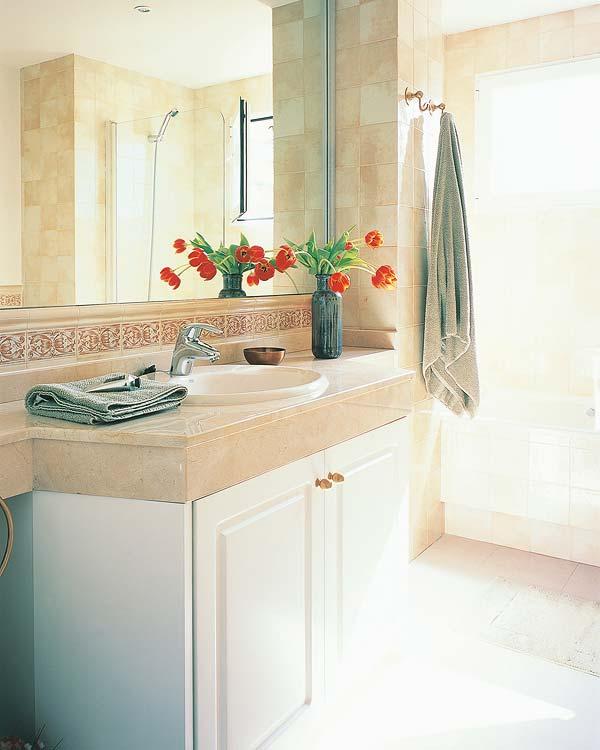 Diseno De Baño Para Casa:25 Diseños de Lavabos para Baño : Decorar Casa y Hogar