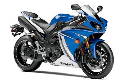 2011 Yamaha YZF-R1 Photos