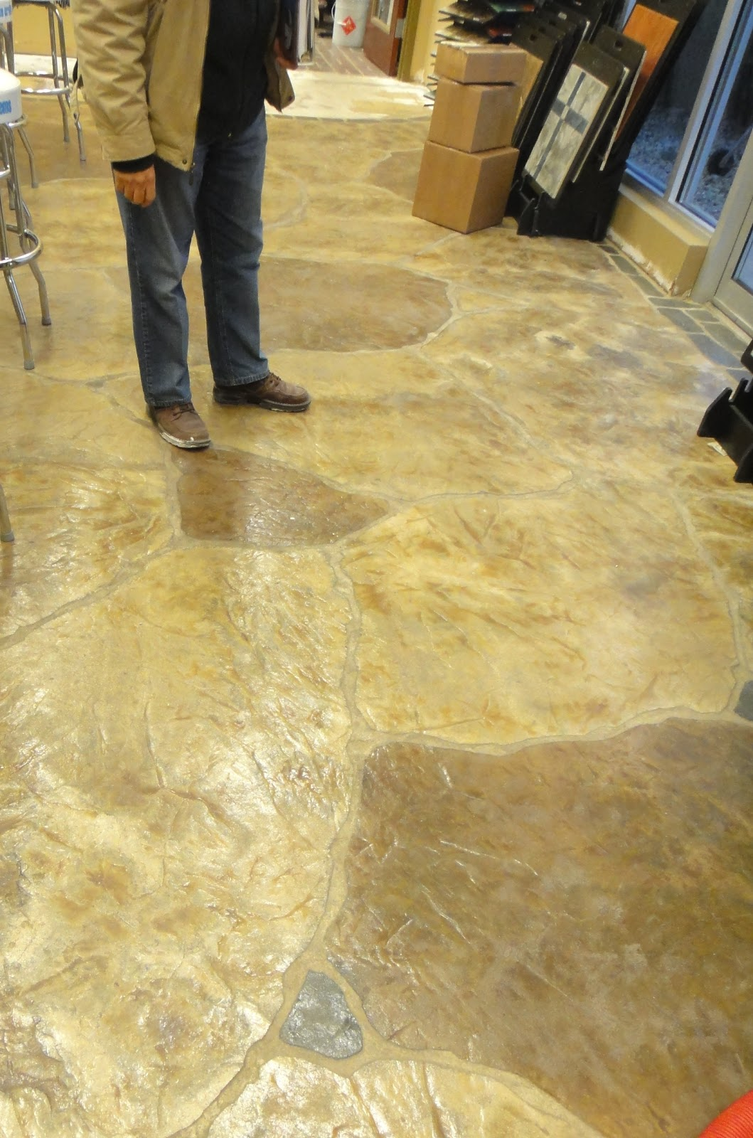 Enconcreto - Como hacer cemento para suelo ...