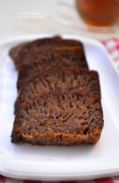 Bolu Sarang semut/ Kue Caramel/ Honeycomb Cake