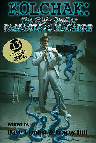 New Kolchak short story collection!