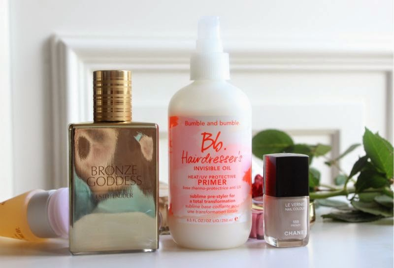 Monthly Beauty Favourites July 2014