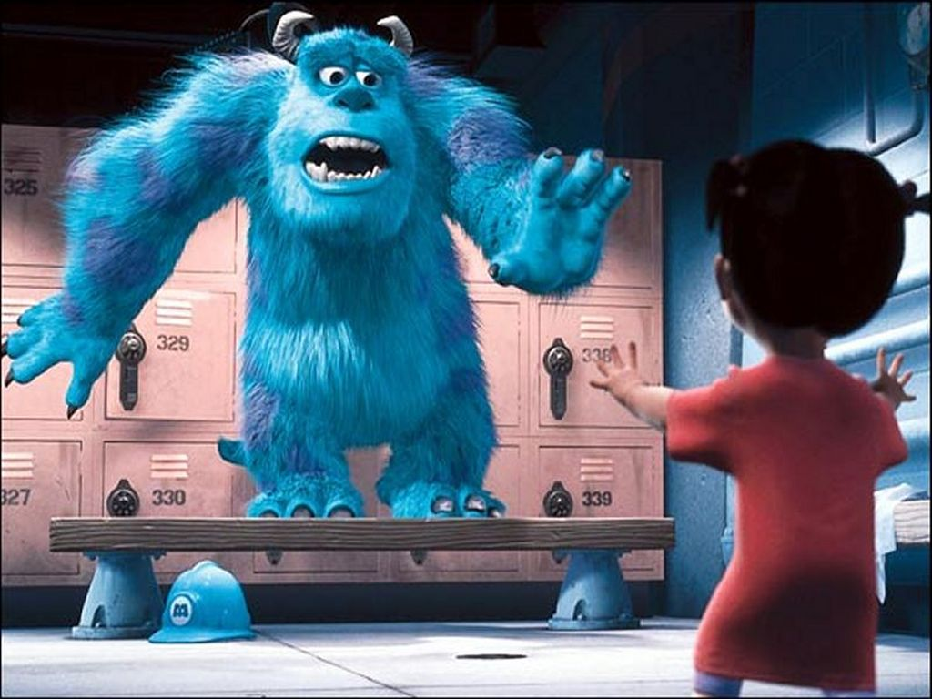 free wallpaper hd monster inc pictures