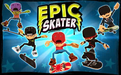 Download Game Epic Skater