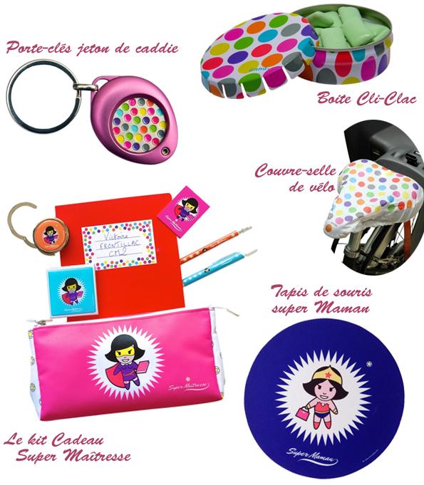 Idées cadeaux anna's shop
